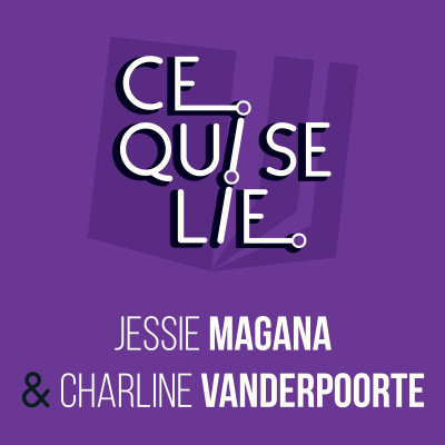 Jessie Magana & Charline Vanderpoorte - ep. 18 cover