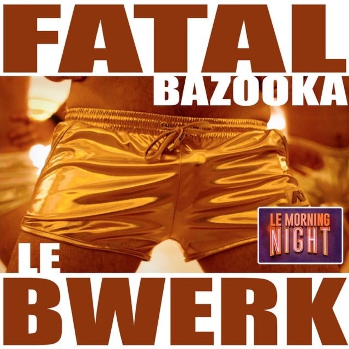 Nouveau single de Fatal Bazooka // La Minute Musique du 7 janvier 2021