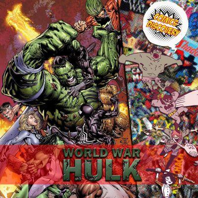 image ComicsDiscovery S04E04 World War Hulk