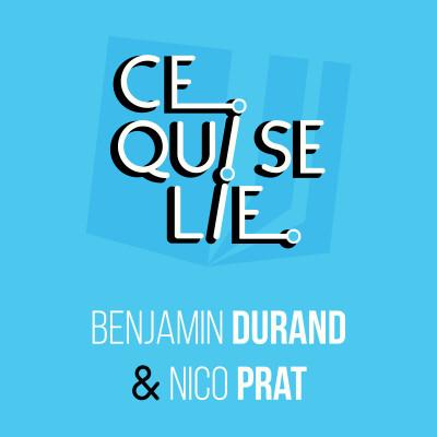 Benjamin Durand & Nico Prat - ep. 22 cover