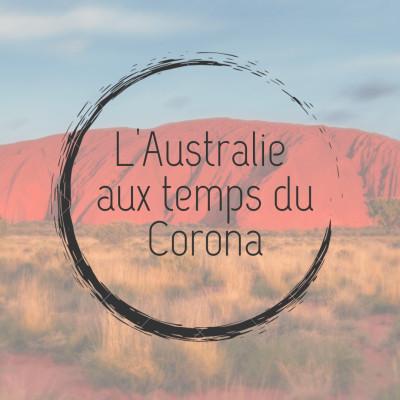 L'Australie aux temps du corona cover