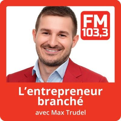 Image of the show L'entrepreneur branché avec Philippe Richard Bertrand du FM 103,3