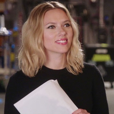 image Scarlett Johansson / Niall Horan - Monsieur Séries regarde SNL #9 (SNL s45e09)
