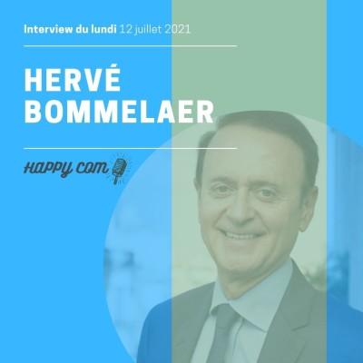 # Interview 10 : Hervé Bommelaer, le pape du réseau, le spécialiste de l'outplacement cover