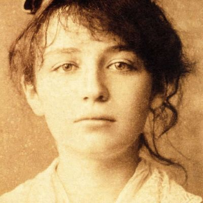 Les Indomptables - Camille Claudel cover