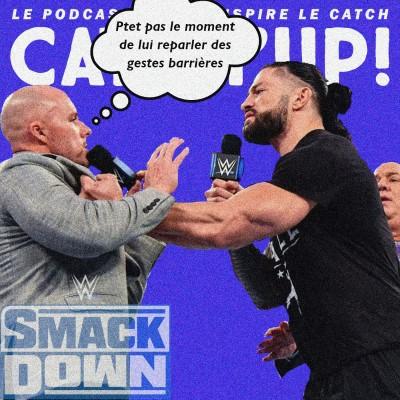 Catch'up! WWE Smackdown du 8 janvier 2021 — Adam Pearce, beybey ! cover