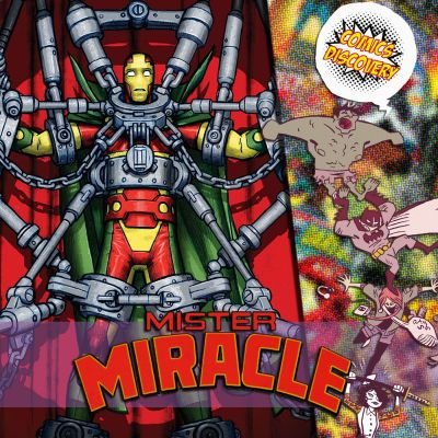 image ComicsDiscovery S03E38 : Mr Miracle