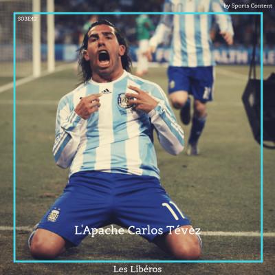 L'Apache Carlos Tévez : sa vie, son œuvre. cover