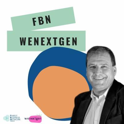 Transformer l'adversité en occasion de progrès pour son entreprise - Frédéric ROUX FBNxWenextgen cover