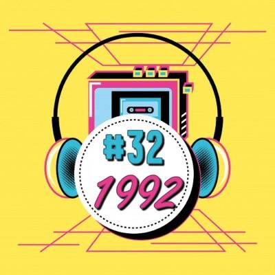 Bi-Bop #32 : 1992 cover
