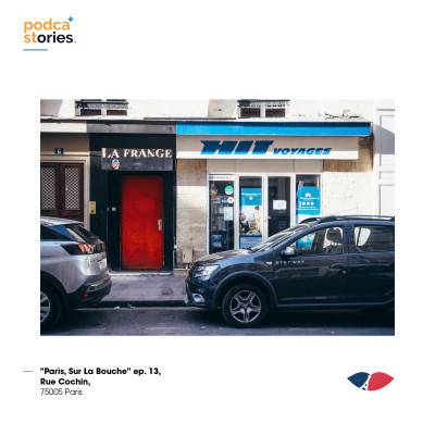 ep. 13, Rue Cochin, 75005 Paris cover