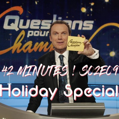 S02E09 - Holiday special cover