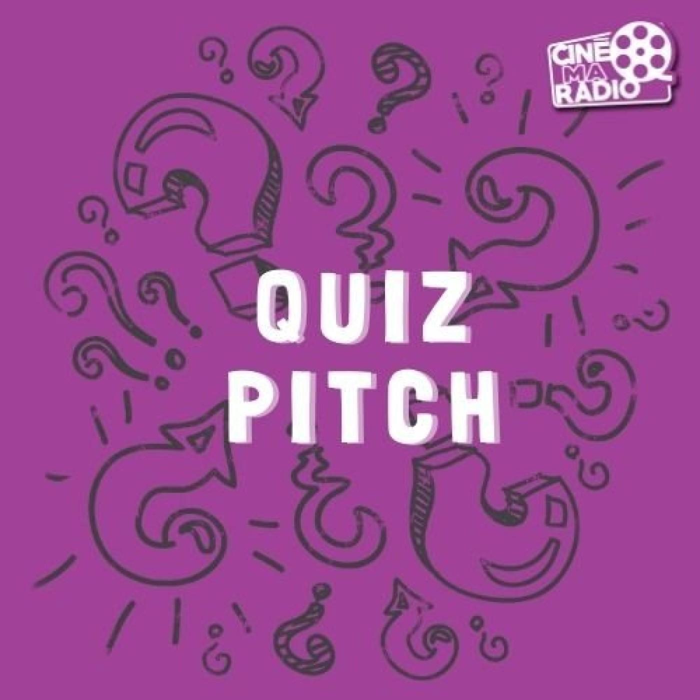 Quiz Pitch Question [Vendredi]