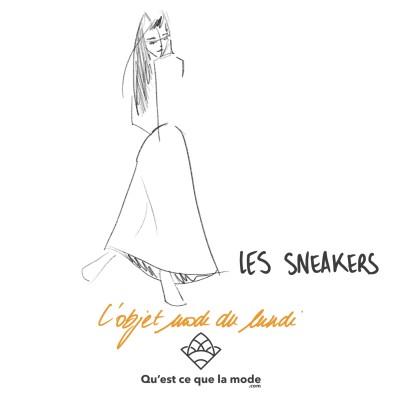 (culture de la mode #03) Les sneakers cover