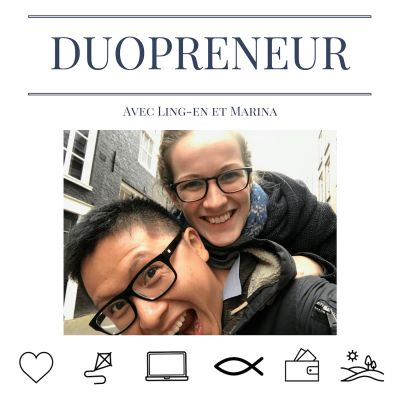 Image of the show DUOPRENEUR : Amour, Développement personnel, Argent et +