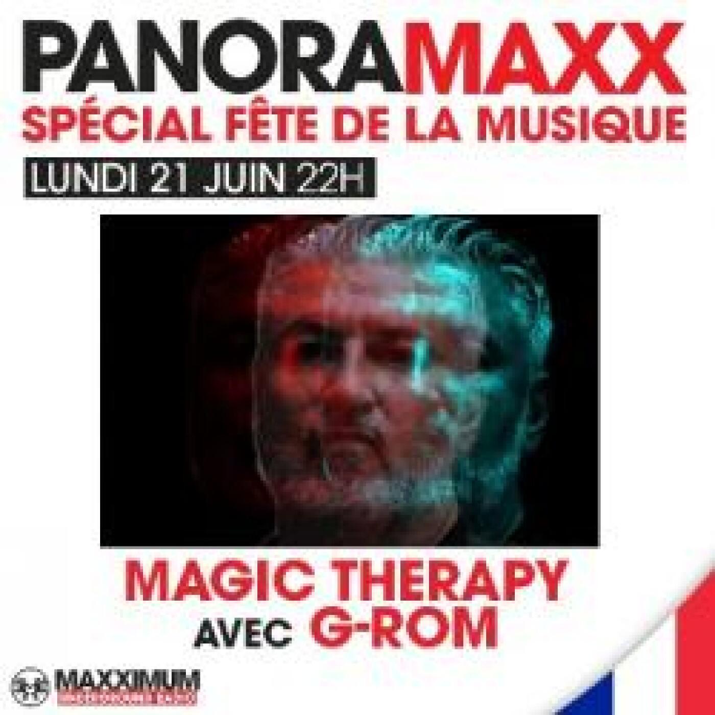 PANORAMAXX : G ROM