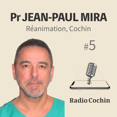 image #5 Pr MIRA - Cas clinique Covid : Patient de 48 ans sous aspirine et bêtabloquants, avec hypertension artérielle et surpoids