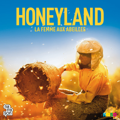 Film HONEYLAND, La femme aux abeilles cover