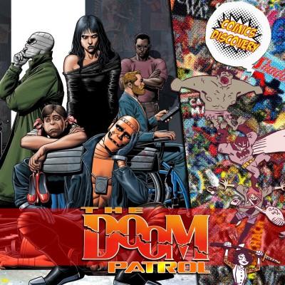 image ComicsDiscovery S04E07 : Doom Patrol