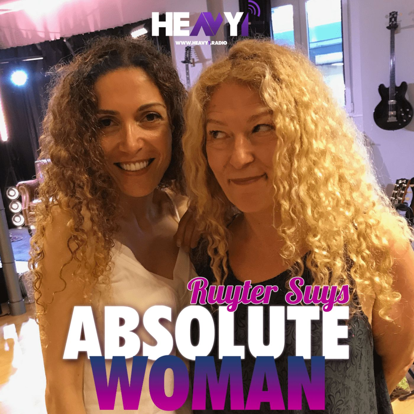 Absolute Woman : Ruyter Suys •Nashville Pussy (Ep.8 Saison 2)