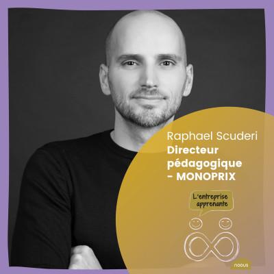 """#04 Raphael Scuderi : """"Les solutions, c'est en discutant ensemble qu'on les révèle"""" cover"""