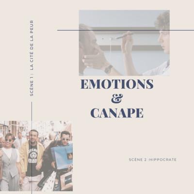 Emotions & Canapé : La Cité de la Peur et Hippocrate cover