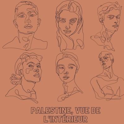 Palestine, vue de l'intérieur cover