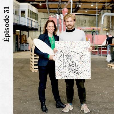 #31 | Élisa Yavchitz & Marius Hamelot - Le plastique, ça peut être fantastique cover