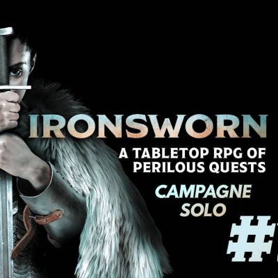 image [FR] JDR SOLO - Ironsworn ☄️ Campagne #2 partie 2