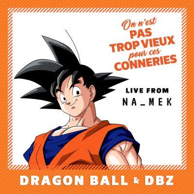 image Dragon Ball & Dragon Ball Z - Live From Na_Mek (1986 - 1996)