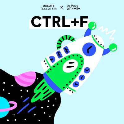 CTRL+F - Ep 4. Les voyages dans le temps cover