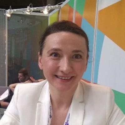 Agnieszka Bruyère : IBM et la transformation digitale des entreprises cover