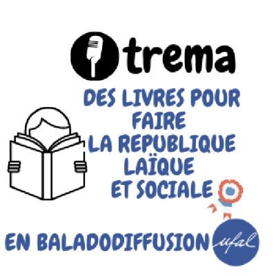 i tréma #26 - Emmanuel Arago ou le Roman de la République de Paul Baquiast et Bertrand Sabot cover