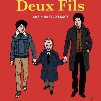 image Critique du film DEUX FILS de Félix Moati