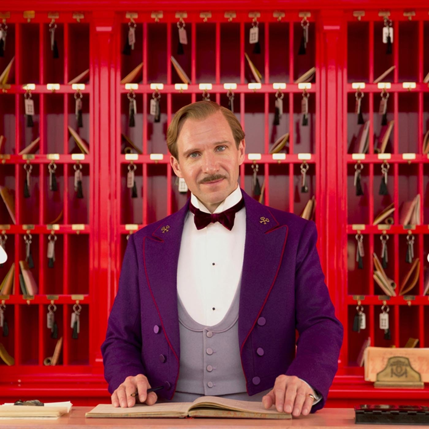 The Grand Budapest Hotel : Un chef d'oeuvre ?