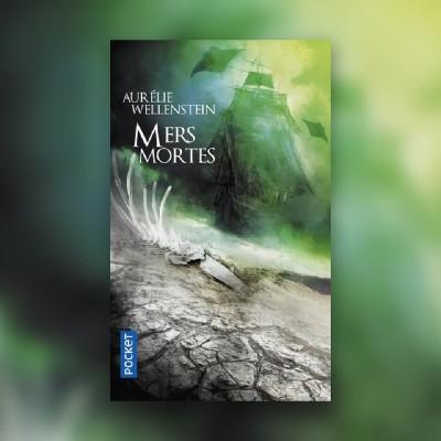 #67 Mers Mortes - Aurélie Wellenstein cover