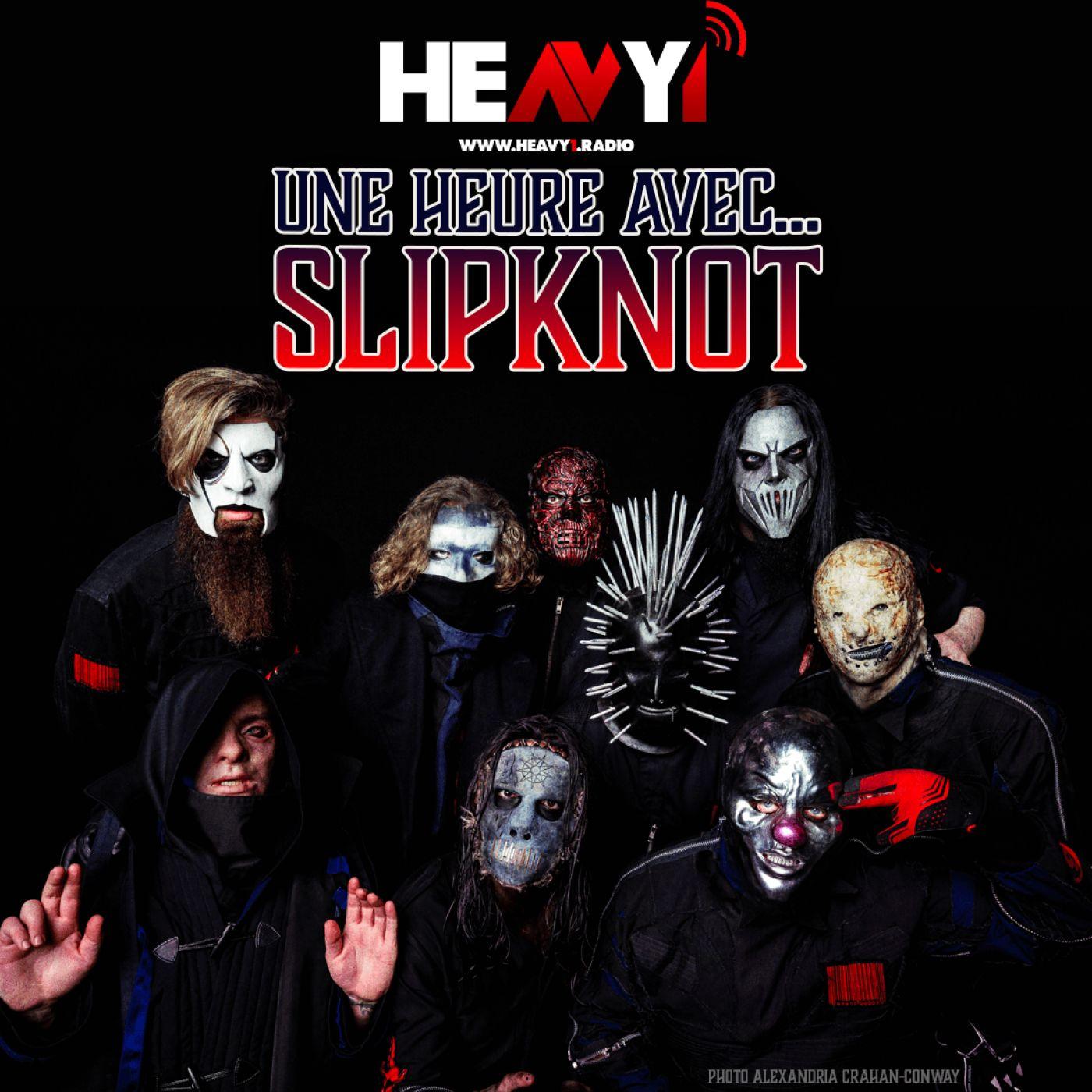 Une heure avec... Slipknot
