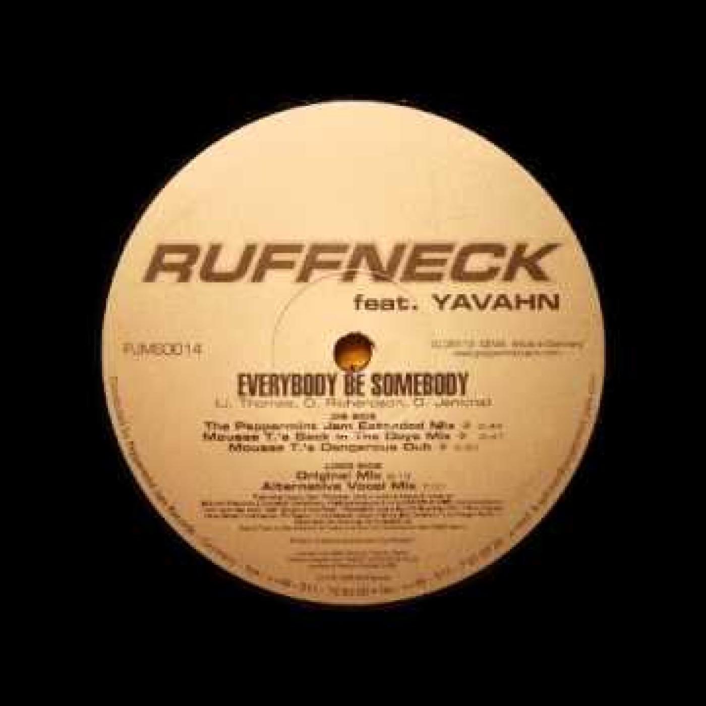La music story du jour : Ruffneck
