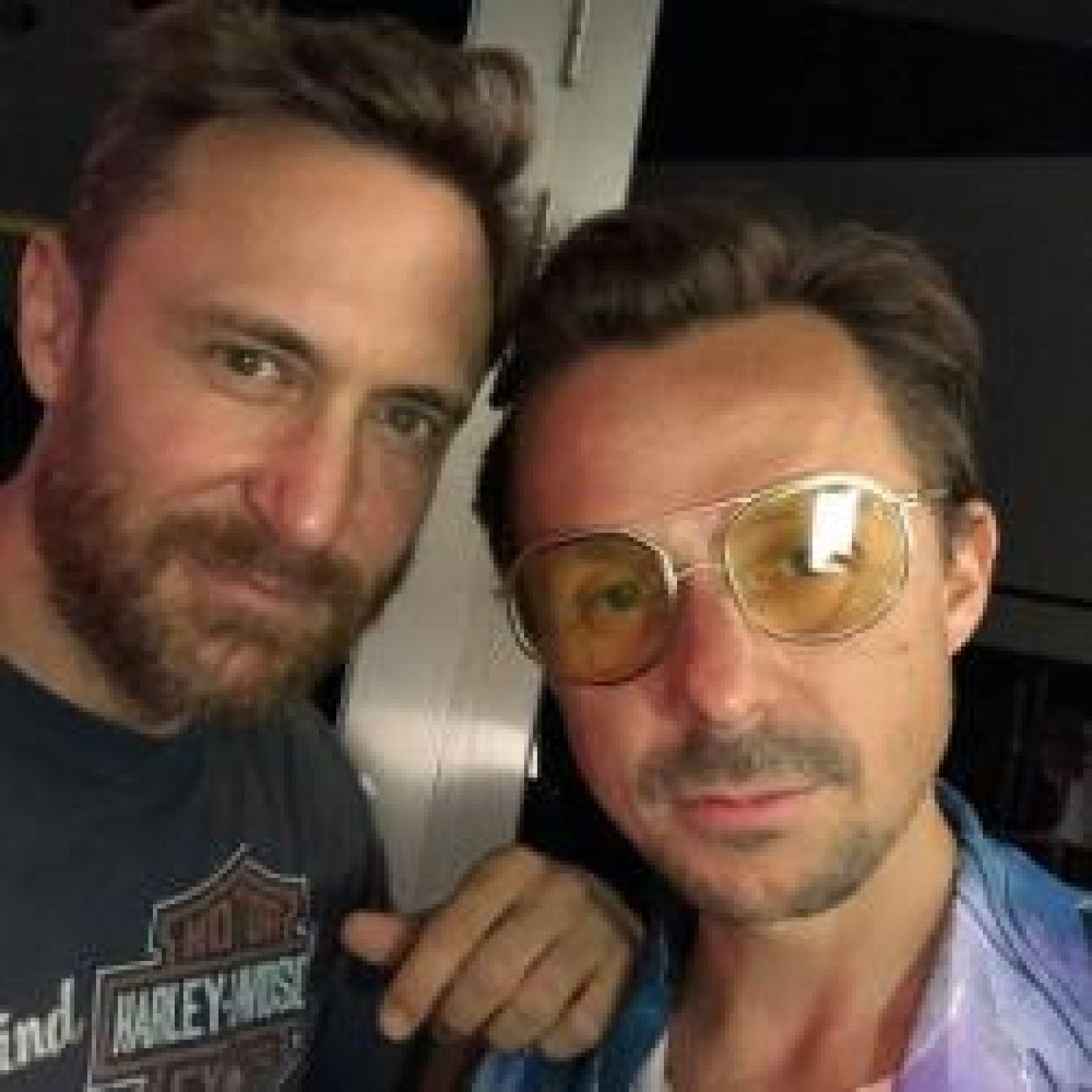 La music story de la Matinale FG : David Guetta & Martin Solveig