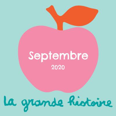 Septembre 2020 – La rentrée des poussins cover