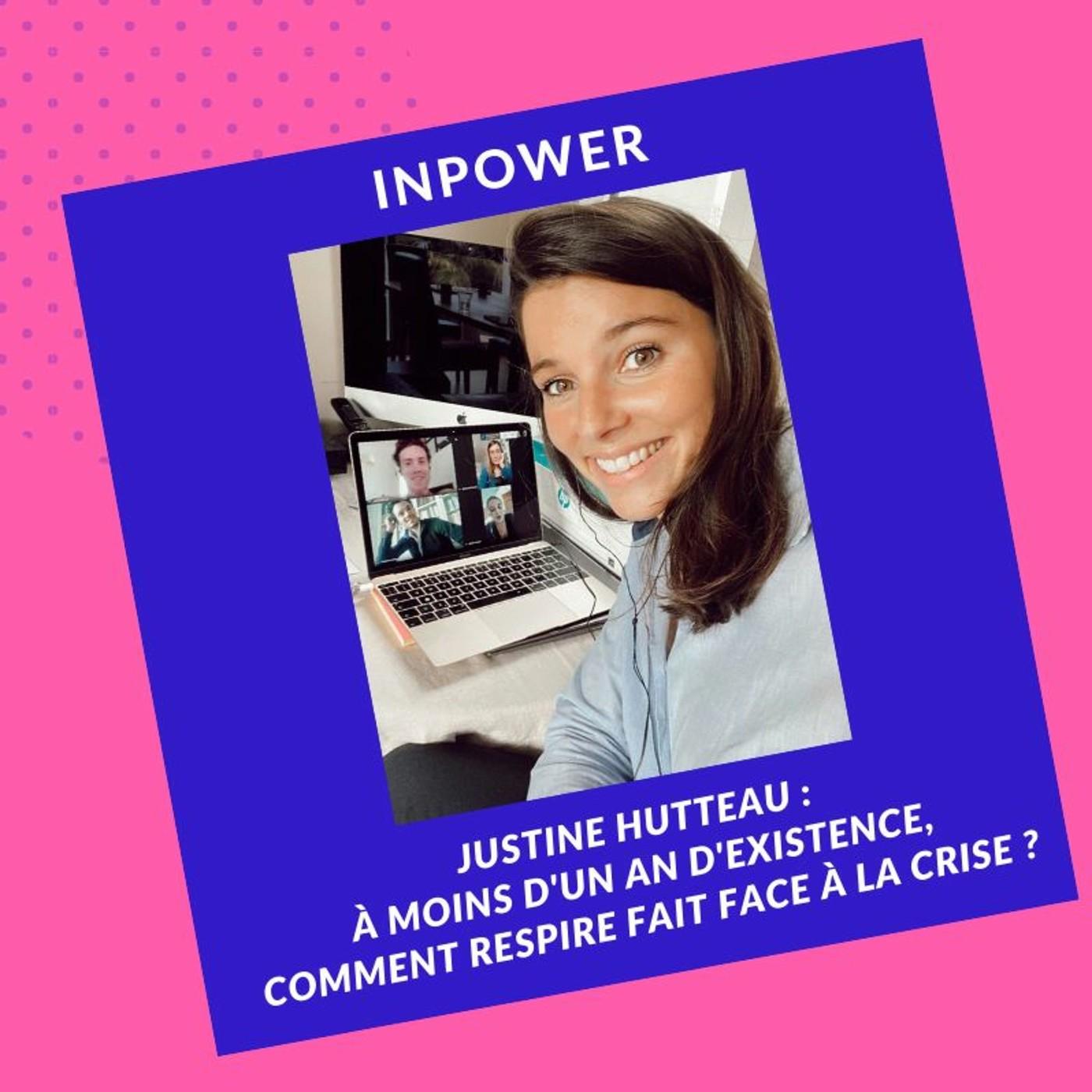 Justine Hutteau - À moins d'un an d'existence, comment Respire fait face à la crise ?