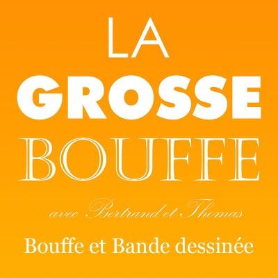 Bouffe et Bande dessinée cover