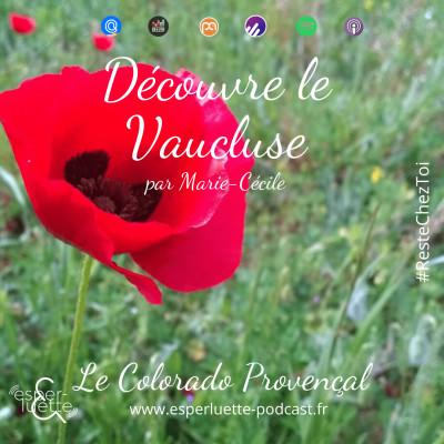 image Le Colorado Provençal - Découvre le Vaucluse #ResteChezToi