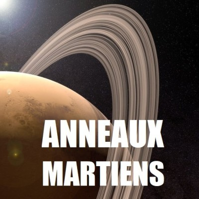 [DNDE] MARS a-t-elle eu des ANNEAUX ? cover