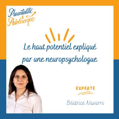 56. Le haut potentiel expliqué par une neuropsychologue cover