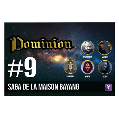 [FR] #JDR - Dominion 🎇 Episode #9 cover