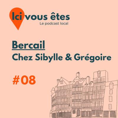 Bercail, Chez Sibylle & Grégoire cover