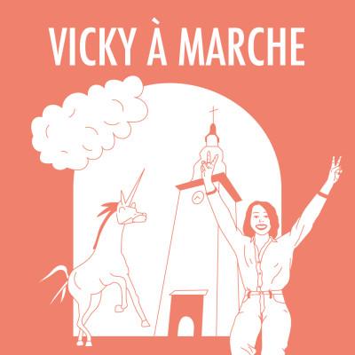 Teaser Vicky à Marche cover
