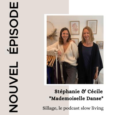 Danser sa carrière avec Stéphanie et Cécile cover
