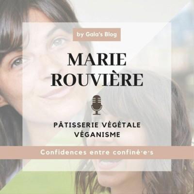 Marie Rouvière (Sweet & Sour) - Pâtisserie Végétale & Véganisme cover